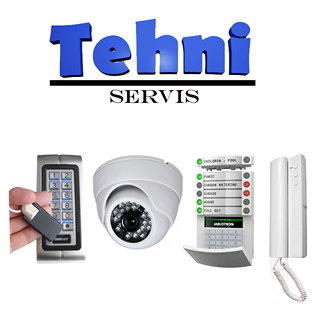 Servis i instalacija sistema Video nadzor