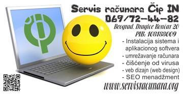 Servis računara desktop i laptop