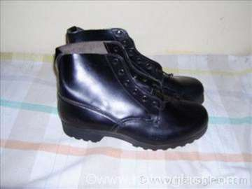Cipele kožne, poluduboke, nove