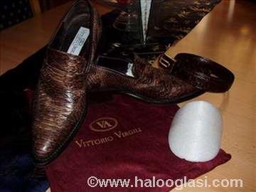 Cipele od pitonove kože, italijanske