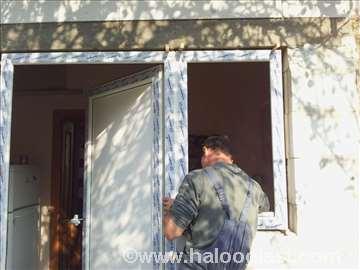PVC stolarija prodaja i ugradnja