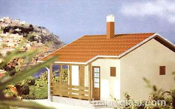 Montažna kuća tip 36