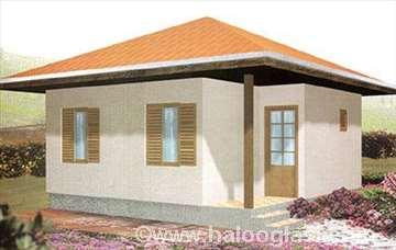 Montažna kuća TIP 35