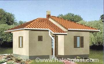 Montažna kuća TIP 44A