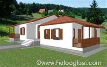 Montažna kuća Talija 127
