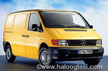 Mercedes Vito (W638) 1996-2004, delovi