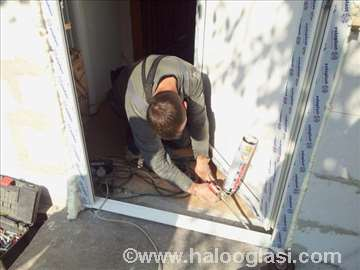 Prozori i vrata PVC ugradnja