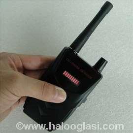 Profesionalni detektor prisluškivača, kamera