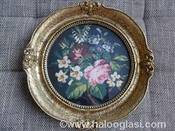Wilerovi gobleni- Cveće