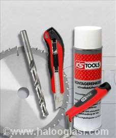 Rezni, molerski alat i zaštitna oprema