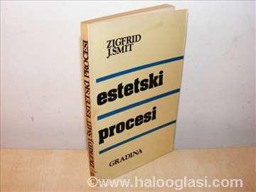 Estetski procesi - Zigfrid J. Smit