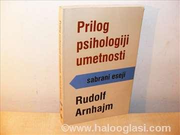 Prilog psihologiji umetnosti - Rudolf Ar