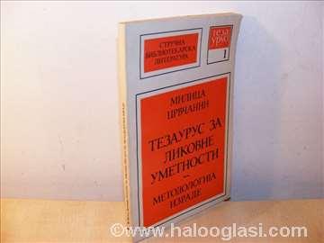 Tezaurus za likovne umetnosti: metodolog
