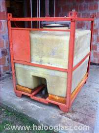 Cisterna za vodu, 1.000l