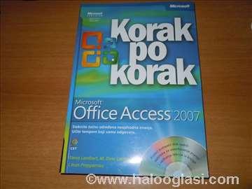 Korak po korak Office Access 2007