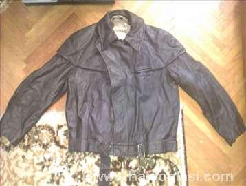 Komplet kožna jakna i pantalone! Sniženo