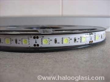 LED traka 5m 5050 bela