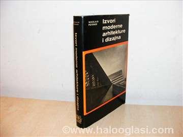Izvori moderne arhitekture i dizajna-N, Pevsner