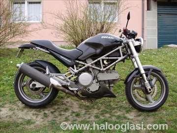 Ducati Monster 620i, 2002, može zamena za auto