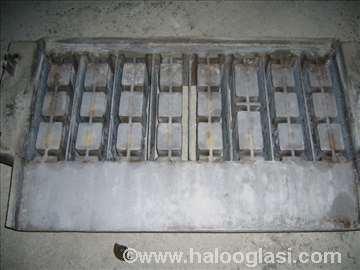 Kalupi za izradu betonskih elemenata