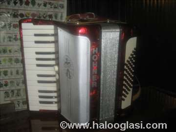 Harmonika Hohner 48 basova