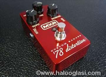 Jim Dunlop MXR Badass Distortion  M78