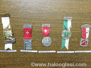 Strane medalje