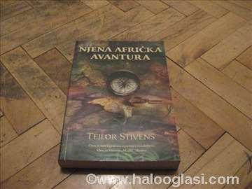 Knjiga Njena afrička avantura