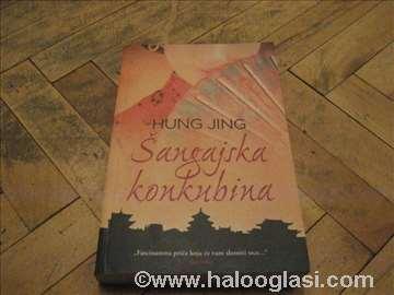 Knjiga Šangajska konkubina