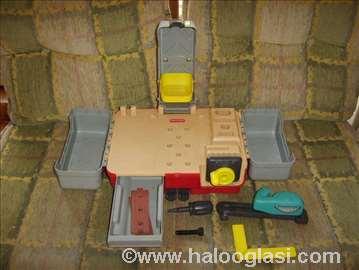 Fisher Price kutija za alat