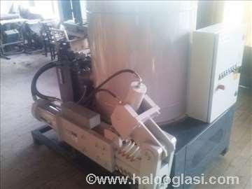 Briketirka hidraulična kapacitet 70-100kg/h