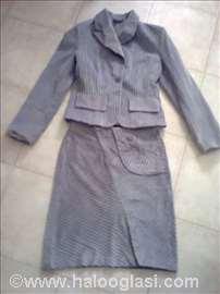 Ramax komplet, blejzer i suknja, vel.38