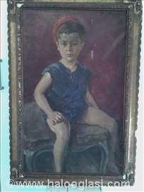Slika dečaka (F. de Madrazo)