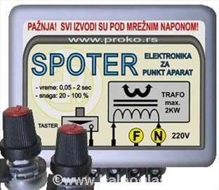 Elektronika za punkt aparat - spoter