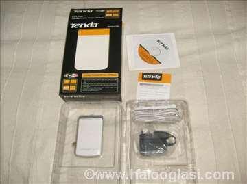 Tenda wireless-N portable AP/router