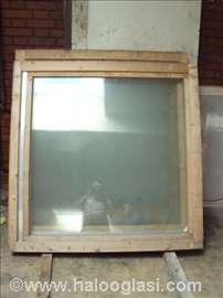 Povoljno! Novi drveni prozori, vrata ...