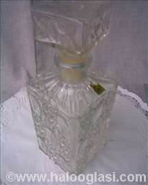 Kristalna flaša za žestoko