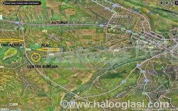 Dobra lokacija sa infrastrukturom