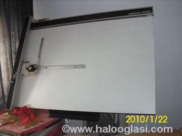 Profesionalna tabla za tehničko crtanje