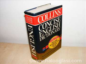 Collins Concise English Dictionary