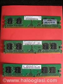 RAM memorija DDR II 256MB Samsung i HP z