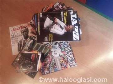 Jazz časopisi