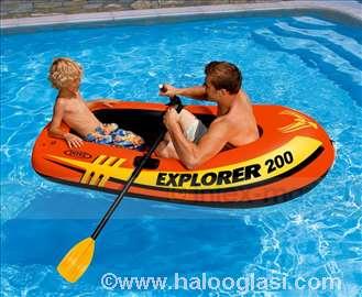 Čamac Explorer sa veslima Intex model 58331
