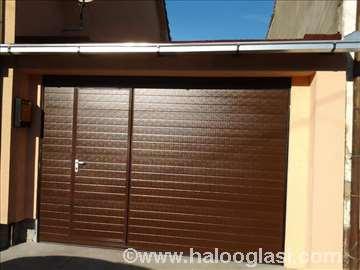 Segmenta garažna vrata