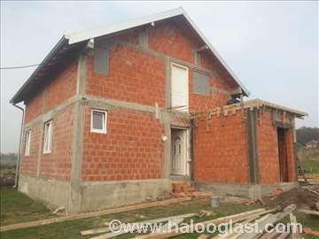 Adaptacije stanova i novogradnja objekata