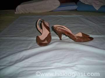 Sandale zmijska koža piton Sore