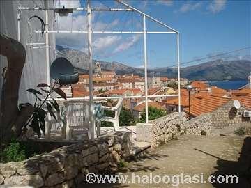Hrvatska, ostrvo Korčula, više soba