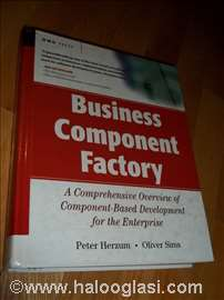 Business Component Factory : A Comprehensive