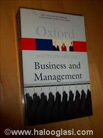 Oxford Dictionary of Business and Management