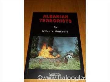 Albanian Terrorists - Milan V. Petković